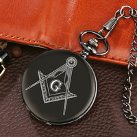 Pocket Masonic Watch