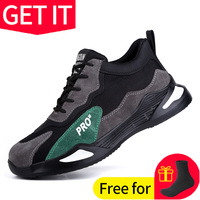 D053 Work Shoes