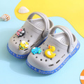 2018 Fashion New Summer Children Cartoon Characters Cave Shoes Boys And Girls Slippers sandals two wear Antiskid Slippers Beach preview-4