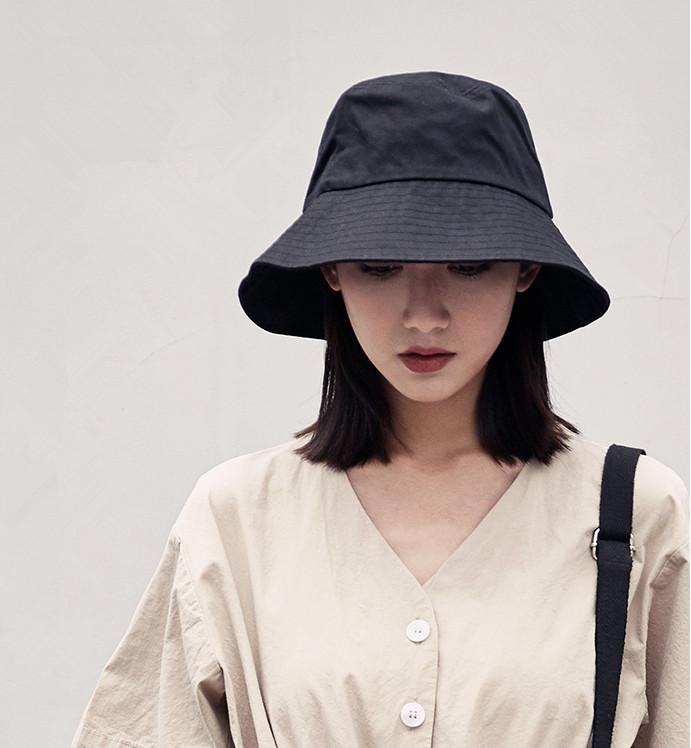 Men Women Unisex Bucket Caps Cotton Fishing Hunting Outdoor Boonie Fisher Hats