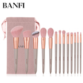 13pcs pink with bags