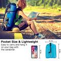 2x2.1m Waterproof Pocket Beach Blanket Folding Camping Mat Mattress Portable Lightweight Mat Outdoor Picnic Mat Sand Beach Mat preview-4