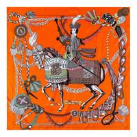 Horse 1 orange