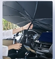 Upgrade Foldable Car Sunshade Windshield Umbrella For Tesla Model 3 Model Y Model S Model X Front Window Sun Shade Screen preview-5