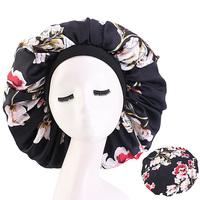 408B Black Flower