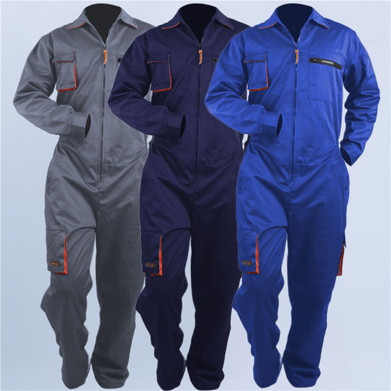 Work Overall Uniform Men Women Working Coveralls Welding Suit Car Repair Workshop Mechanic Plus Size clothes