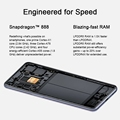 Global Rom OnePlus 9 5G Smartphone Snapdragon 888 Android 11 6.55'' 4500 mAh 120Hz Fluid AMOLED NFC Oneplus9 Mobile Phone preview-5