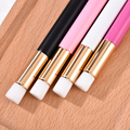 5 Pcs/Set Professional Soft Eyelash Extensions Cleaning Brush Eyebrow Nose Comedones Cleansing Brush Lash Shampoo Tools preview-5
