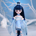 Dream Fairy 1/6 Dolls Court Style 28CM BJD Ball Jointed Doll Full Set Including Clothes Shoes DIY Toy Gift for Girls preview-3