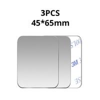 3PCS Silver 45x65