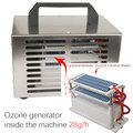 60g/h Ozone Generator 48g/h Portable Ozonizer Air Purifier Sterilizer treatment Ozone addition to formaldehyde Ozone machine preview-3