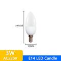 E14 LED Candle Tip