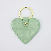 heart Mint Green B