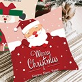 Merry Christmas Cushion Cover Santa Claus Elk Christmas Decoration For Home 2021 Christmas Ornaments Natal Navidad New Year 2022 preview-6
