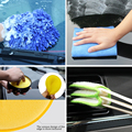 Detailing Brush Set Car Cleaning Brushes Power Scrubber Drill Brush For Car Leather Air Vents Rim Cleaning Dirt Dust Clean Tools preview-6