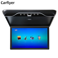 19 Inch Car Roof Mounted Overhead Flip Down MP4 MP5 Video Player HD LED Monitor With USB/TF/HDMI/AV Input/Audio output For Car preview-1