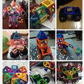 Big Size Magnetic Designer Construction Set Model & Building Toy Magnets Magnetic Blocks Educational Toys For Children preview-6
