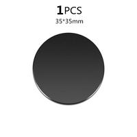 1Pcs Black 35x35