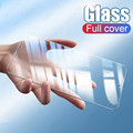 4PCS Tempered Glass For Samsung Galaxy A51 A50 A71 A70 A52 A72 A80 A40 A60 S Screen Protector For Samsung A31 A01 A20E M51 Glass preview-2