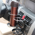 Car Outlet Water Cup Holder Foldable Drink Holder Air Conditioning Outlet Cup Holder Cup Holder Stand Bracket preview-1