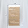 L - Kraft paper bag