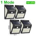 4 Pieces 144 LEDs