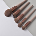 13pcs Professional Makeup Brush Set Soft Fur Beauty Highlighter Powder Foundation Concealer Multifunctional Cosmetic Tool Makeup preview-6