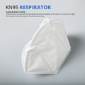 100 pieces KN95 face mask 5 layer filter dust port PM2.5 mascarillas FFP2 Nonwoven health Protective N95 mask fast delivery preview-6