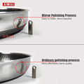 AIWILL New Kitchen High Quality 316 /304 Stainless Steel Frying Pan Nonstick Pan Fried Steak Pot Electromagnetic Furnace General preview-2