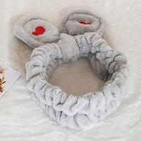 Letter headbands