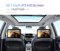 10.1 inch Android Car Headrest Monitor RAM 2GB 1080P video IPS Touch Screen 4G WIFI/Bluetooth/USB/SD/FM MP5 Video Player with DC preview-5