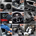 5pcs Car Wash Car Detailing Brush Auto Cleaning Car Cleaning Tools Detailing Set Dashboard Accessories Air Outlet Cleaning Brush preview-5