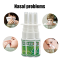 10PCS Chinese medicines Rhinitis Nose Spray Nasal Care Chronic Rhinitis Treatment Sinusitis Nasal Drops For Personal Care preview-4