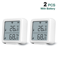 2 PCS - With battery