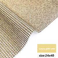 luxury gold 24x40cm