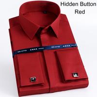 Hidden Button Red