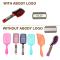 Original Abody Hair Brush Magic Hair Comb Detangling Hair Brush Detangle Lice Massage Comb Women Tangle Hairdressing Salon preview-5
