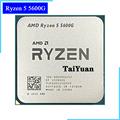 AMD Ryzen 5 5600G R5 5600G 3.9GHz Six-Core Twelve-Thread 65W CPU Processor L3=16M 100-000000252 Socket AM4 new but no fan preview-2