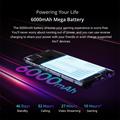 realme Narzo 30A Global Version Smartphone 4GB 64GB Helio G85 6.5 Inch Fullscreen 13MP AI Dual Camera 6000mAh 18W Quick Charge preview-4