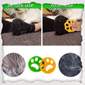 New Pet Sticky Hair Remover Silicone Self-cleaning Pet Cotton Hair Catching Collector Clothes Household Cleaning Dropshipping preview-3