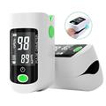 Finger Oximeter Digital Fingertip Pulse Oximeter Blood Oxygen Saturation Meter Finger SPO2 PR  Heart Rate Monitor Health Care preview-1