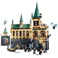2021 New Harris Forbidden Forest Umbridge's Encounter Tower 4 Privet Drive Attack on The Burrow Hedwig Building Blocks Toys preview-2