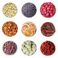 Wholesale Real Natural Dried Flowers Jasmine Rose Honeysuckle Lavender Lily Lemon For Soap DIY Home Pillow Wedding Crafts preview-1