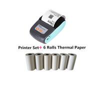 Add 6 Rolls Paper 1