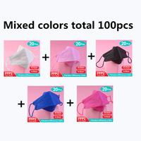100pcs-Mixed-colors