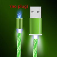 green (no plug)