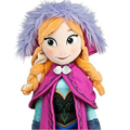 Queen Frozen 2 Elsa Plush Doll Princess Anna Elsa Doll Toys Elza Stuffed Plush Kids Toys Halloween Christmas Birthday Gift preview-3