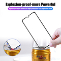 4Pcs Full Cover Tempered Glass For Xiaomi Redmi Note 9 8 7 9S 10 Pro Max Screen Protector For Poco F3 X3 M3 X3 Pro NFC Glass preview-6