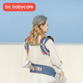 BC Babycare Ergonomic Baby Carrier Infant Adjustable Hipseat Sling Front Facing Travel Activity Gear Kangaroo Baby Wrap Carrier preview-2