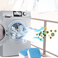 1/4 Tab Washing Machine Cleaner Washer Cleaning Detergent Effervescent Tablet Cleaner Washing Machine Home Cleaning tools preview-6